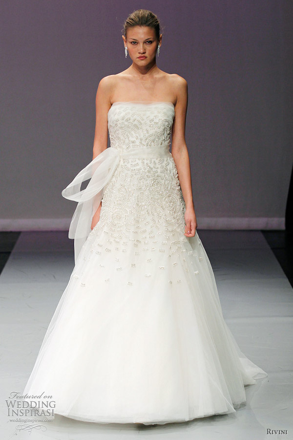 rivini bridal fall 2012 isadore wedding dress