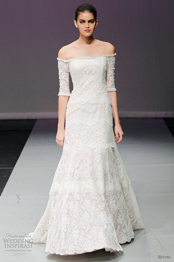 Rivini Wedding Dresses Fall 2012 | Wedding Inspirasi | Page 3