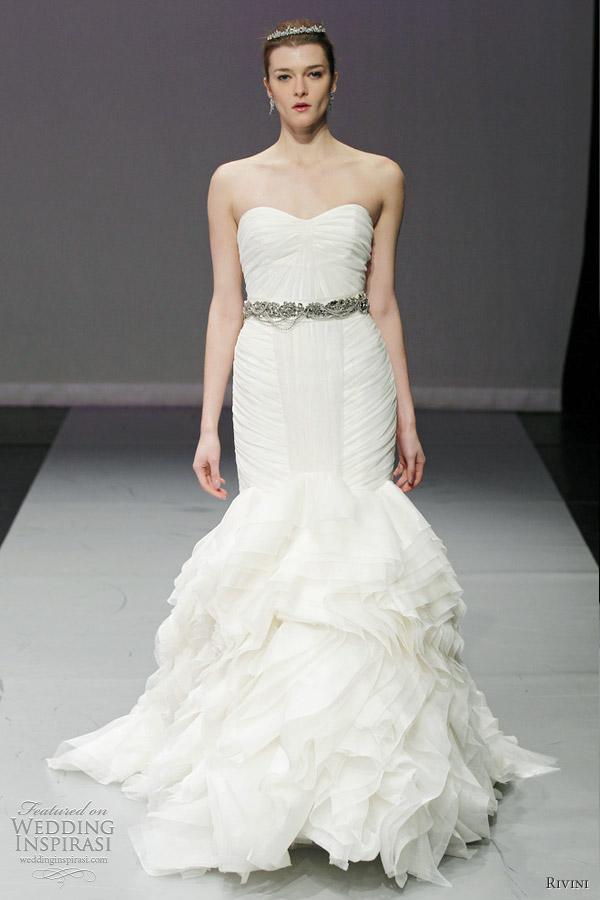 Rivini Wedding Dresses Fall 2012 | Wedding Inspirasi | Page 2