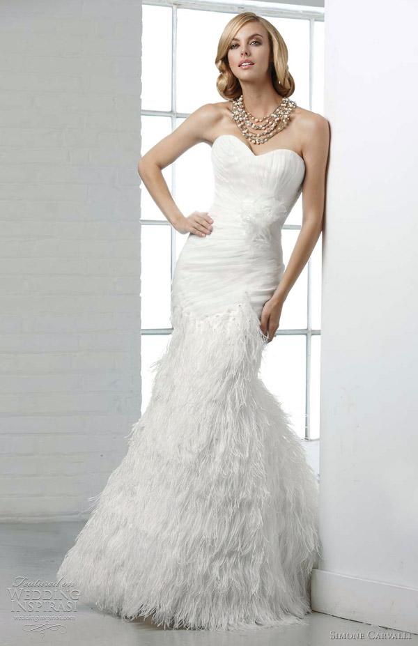 simone carvalli bridal fall 2012 collection