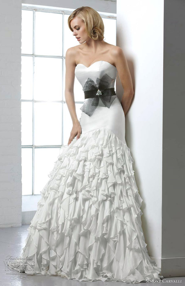 simone carvalli wedding dresses 2012