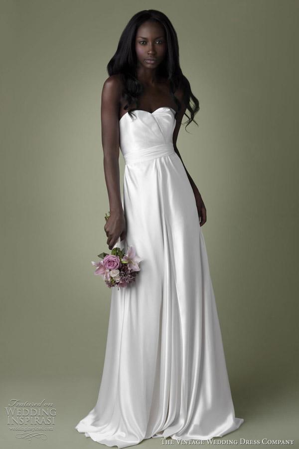 30s style lace wedding dresses