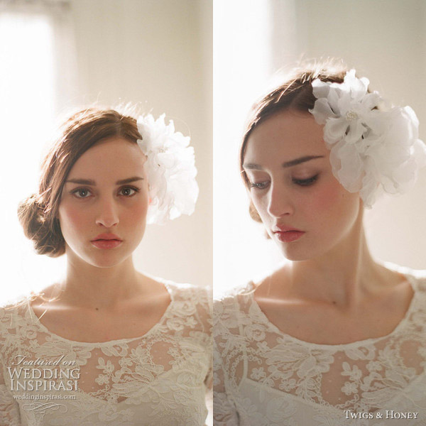 twigs and honey 2012 bridal hair