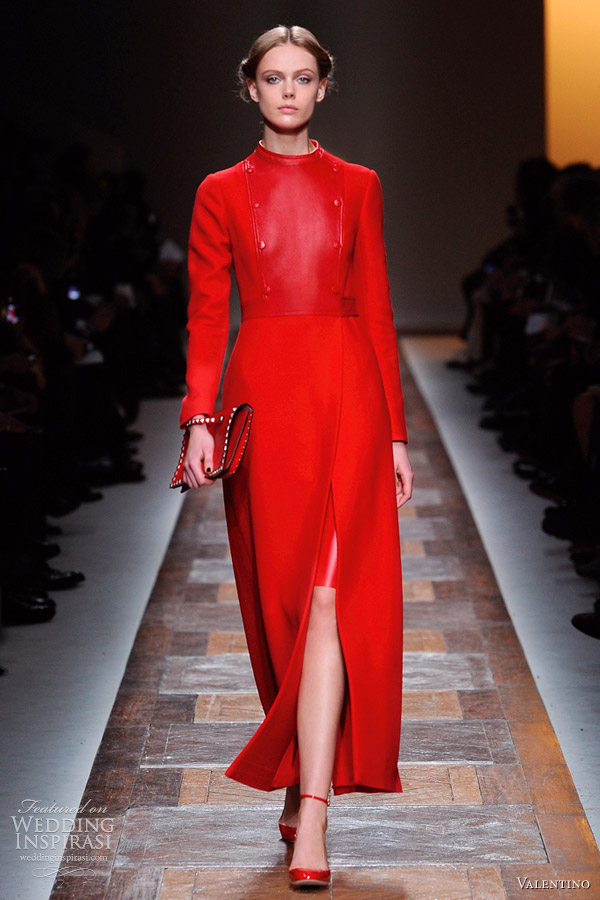valentino fall winter 2012 2013 ready to wear