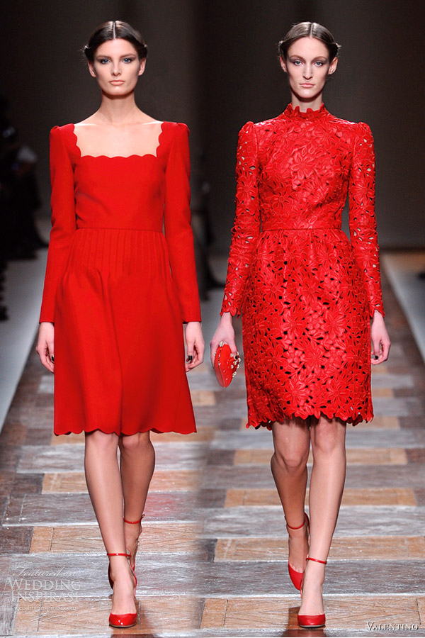 valentino fall winter 2012 2013