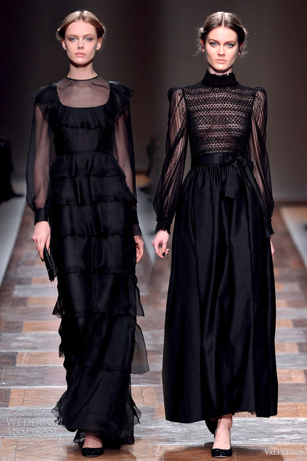 valentino fall winter 2012 collection