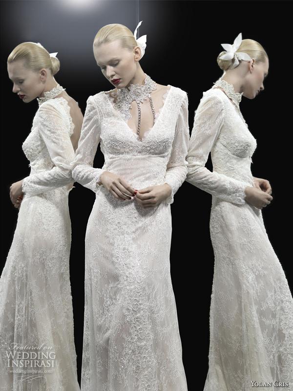 Yolancris Wedding Dresses 2012  U2014 Le Tre Grazie Bridal