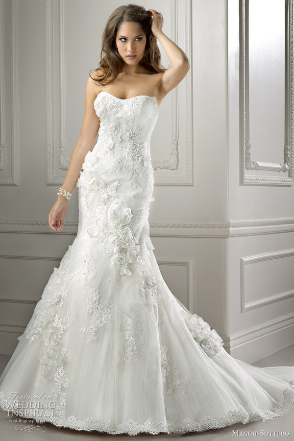 Maggie Sottero Wedding Dresses 2012 — Symphony Collection | Wedding ...
