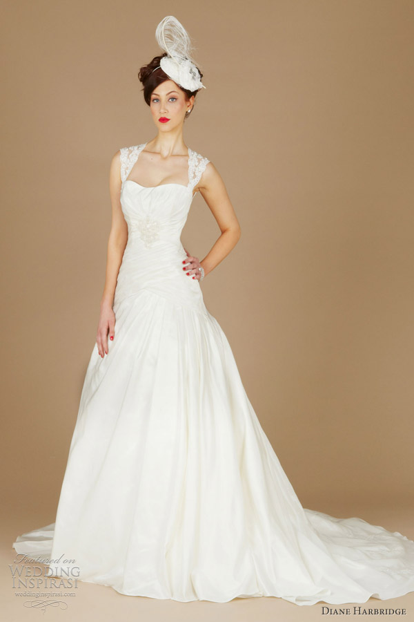 Diane Harbridge Bridal 2012 Wedding Dresses | Wedding Inspirasi