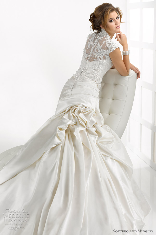 chantilly wedding dress 2012