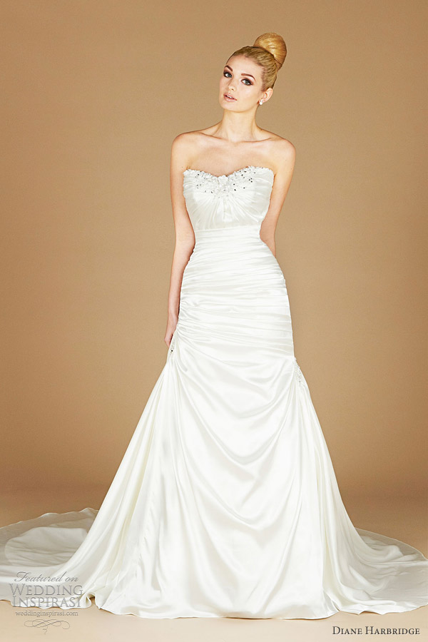 diane harbridge 2012 bridal collection sara