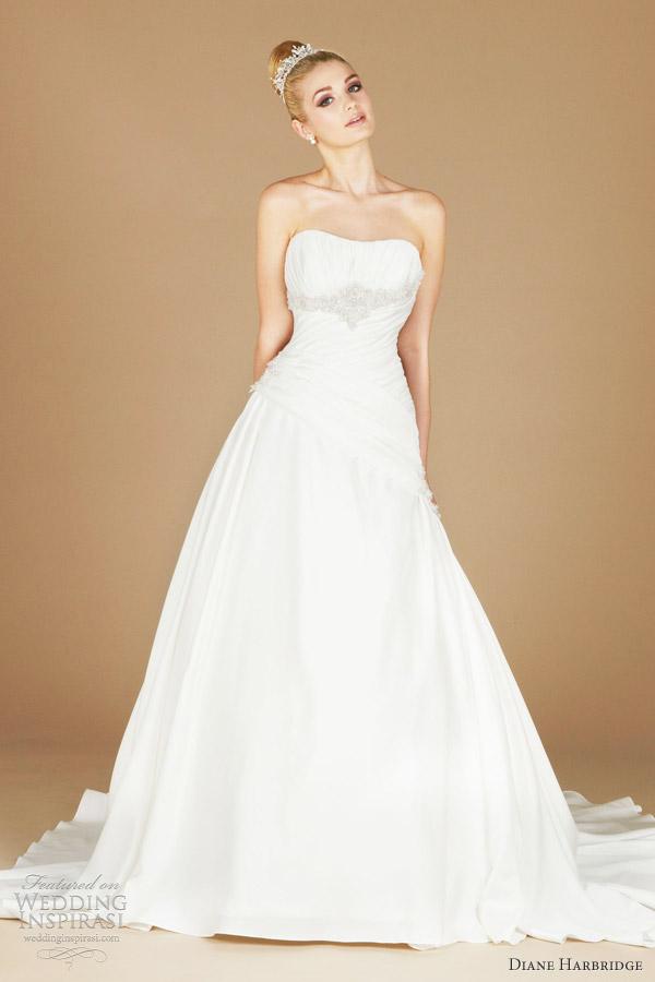 diane harbridge 2012 heather wedding dress