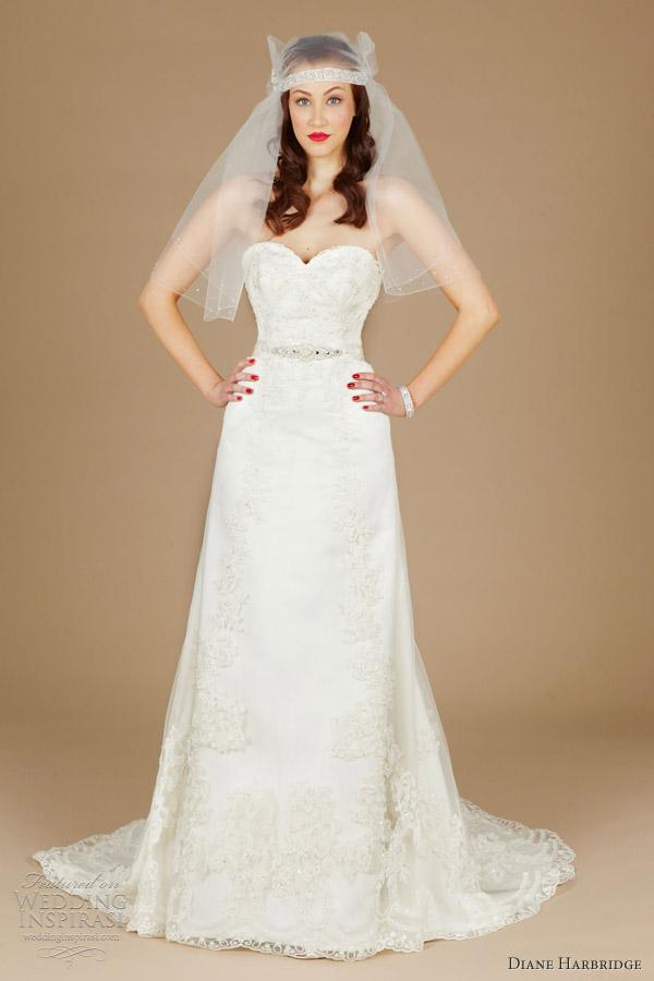 diane harbridge bridal 2012 amy wedding dress