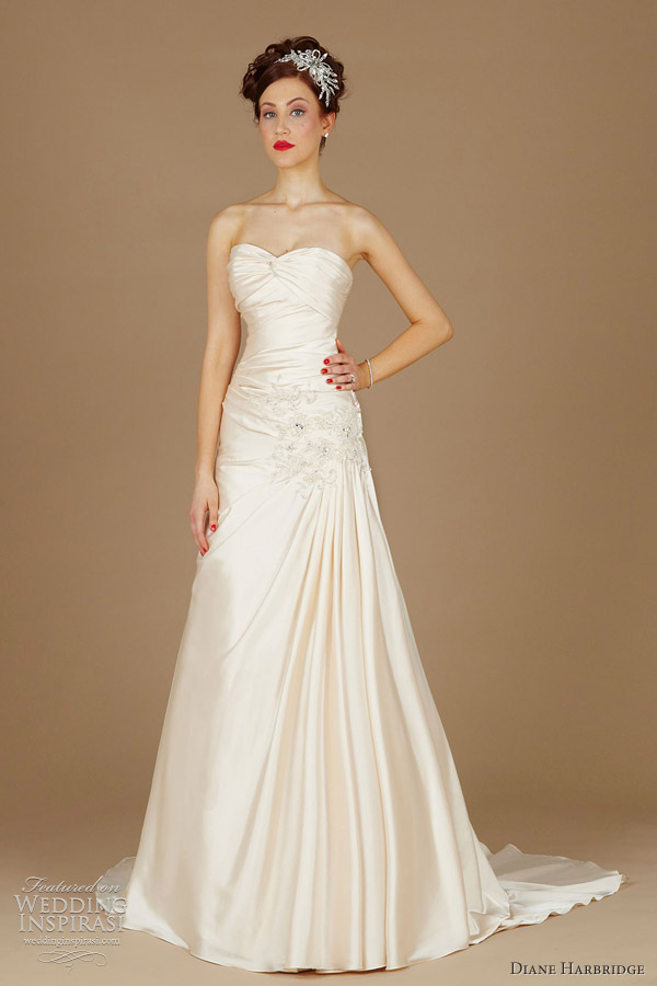 diane harbridge bridal 2012 annie wedding dress