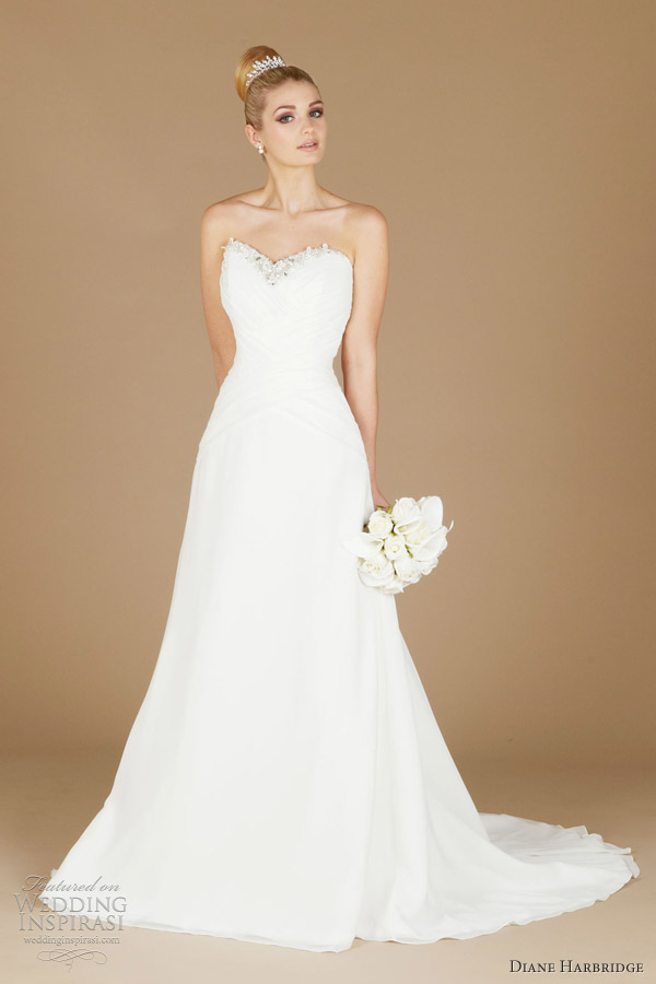 diane harbridge bridal 2012 caroline wedding dress