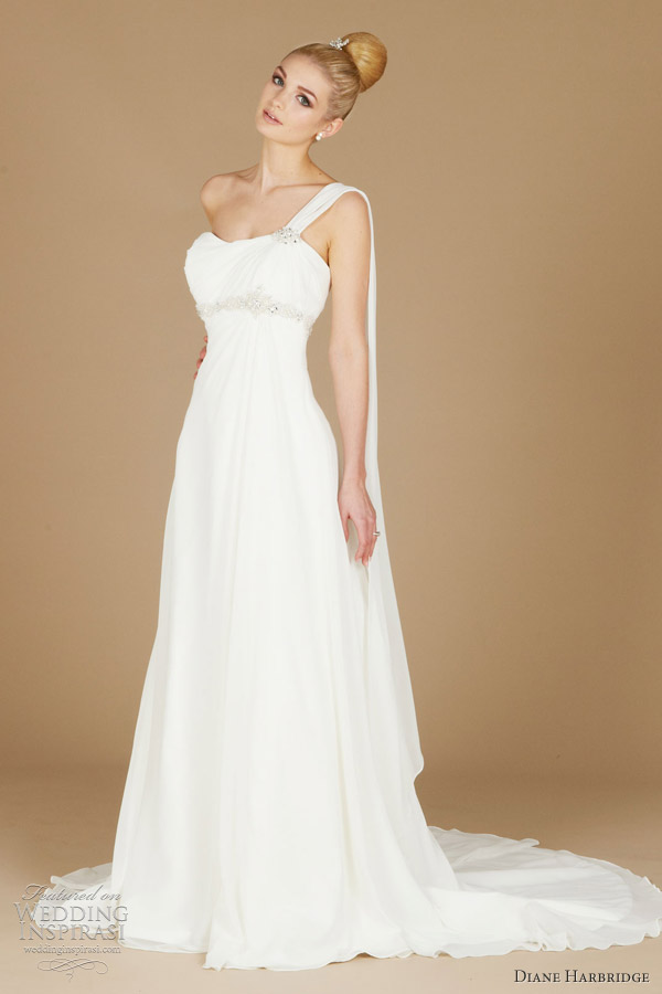 diane harbridge bridal 2012 collection claire