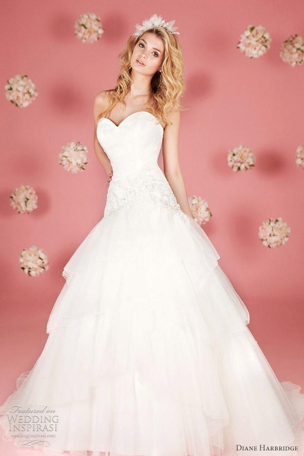 diane harbridge bridal 2012 helen wedding dress