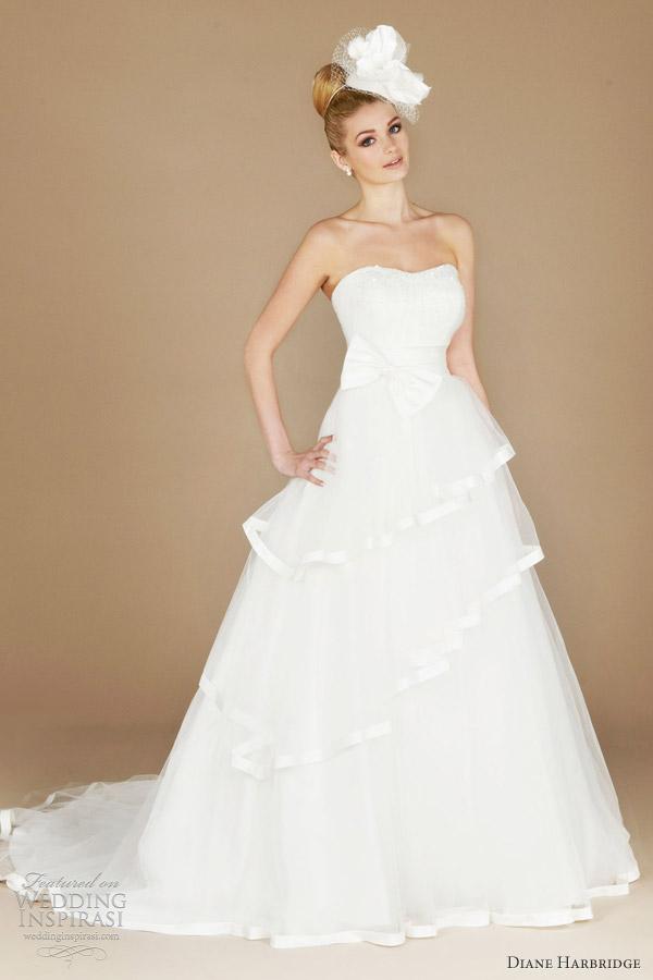 diane harbridge bridal 2012 tessa wedding dress
