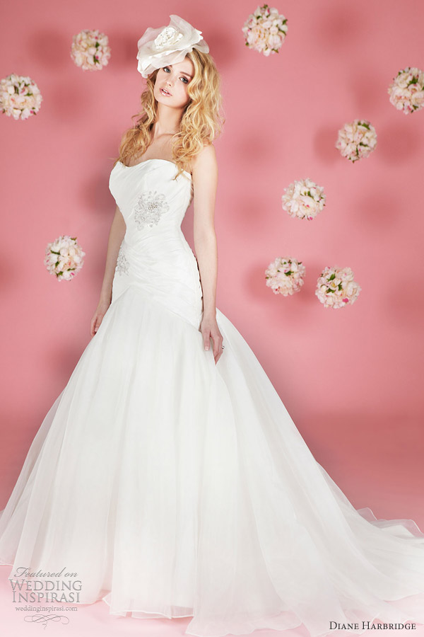 diane harbridge bridal 2012 verity wedding dress