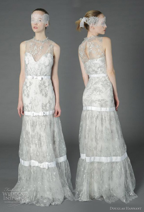 douglas hannant spring 2013 bridal gown