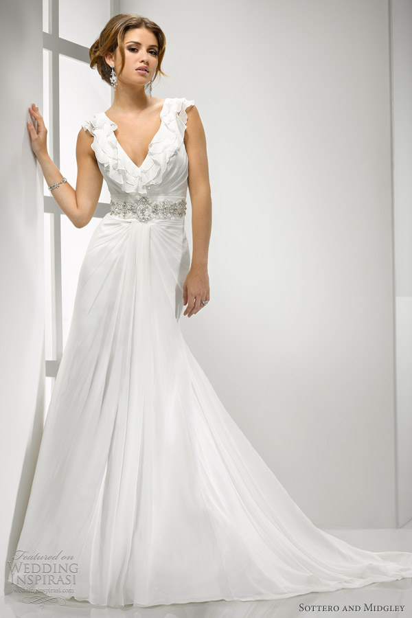 Sottero and midgley wedding dresses 2012 wedding for Wedding dresses in south florida