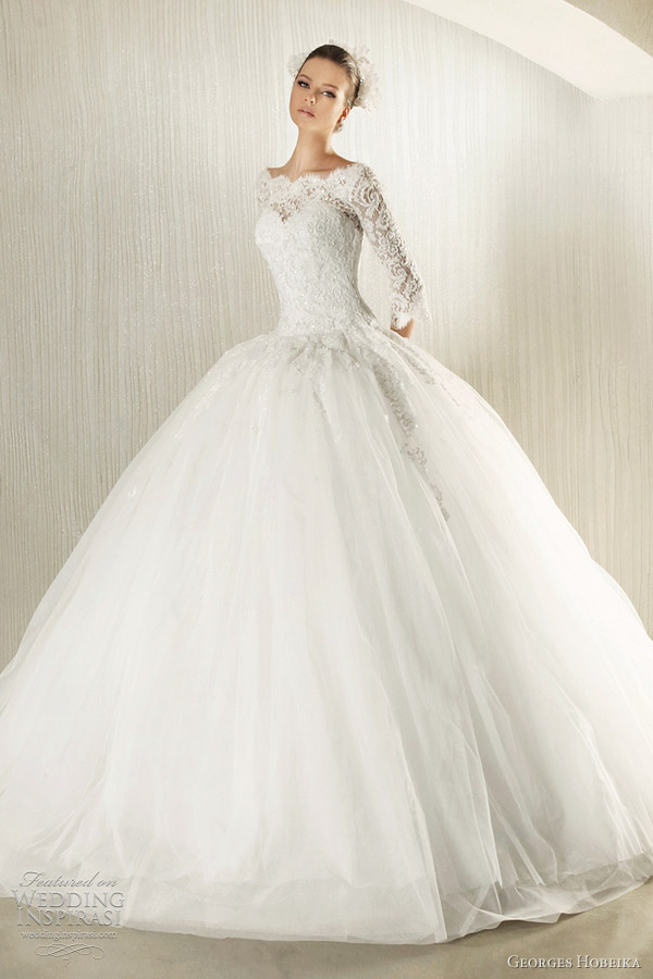 georges hobeika bridal 2012