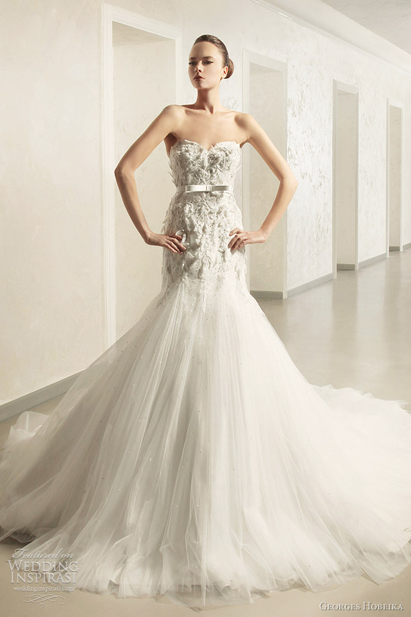 georges hobeika bridal collection 2012