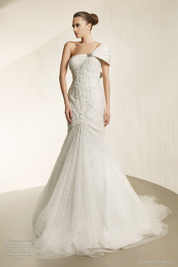 georges hobeika wedding gown