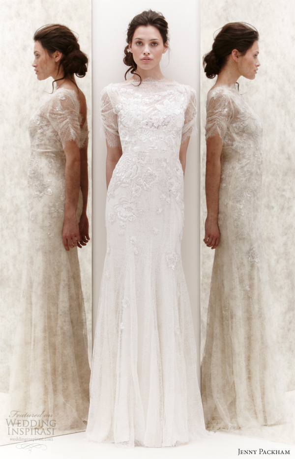 Jenny Packham Bridal Spring 2013 Wedding Dresses | Wedding Inspirasi