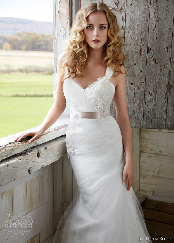 jim hjelm blush spring 2012 wedding dresses