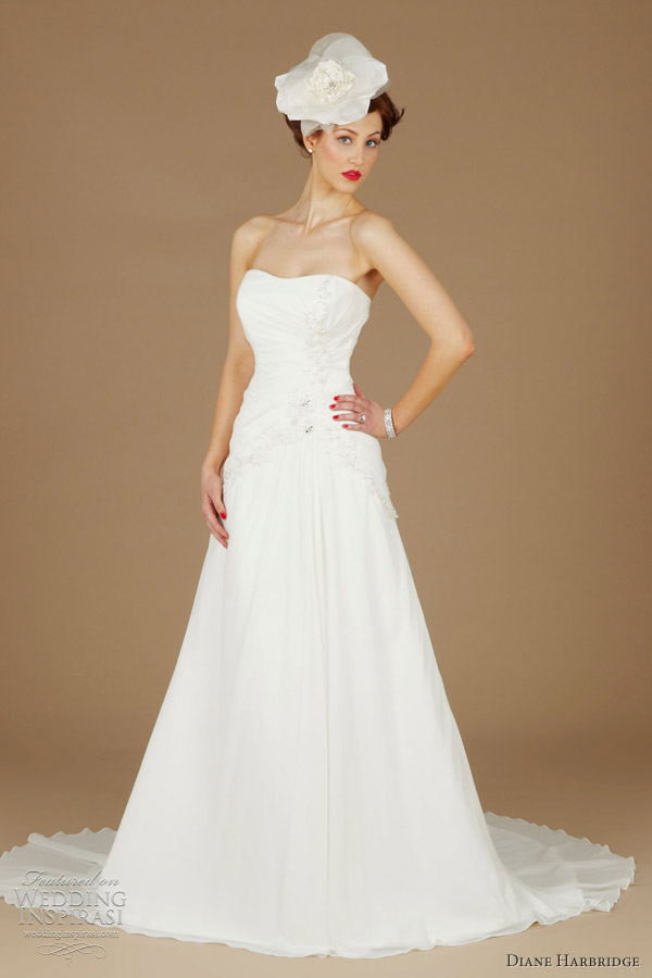 keira wedding dress 2012 diane harbridge