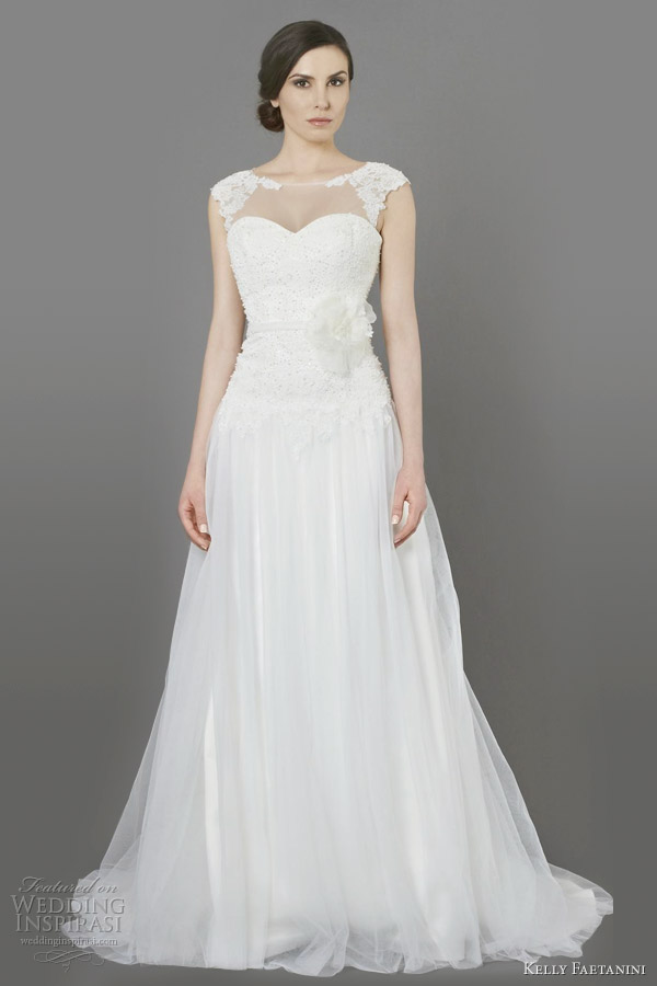 kelly faetanini fall 2012 nina wedding dress