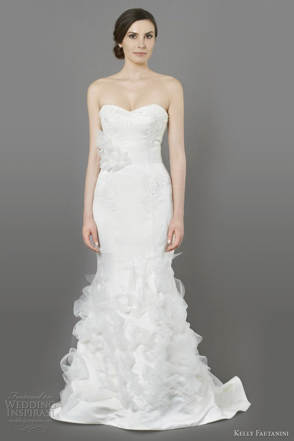 kelly faetanini wedding dresses fall 2012 collection