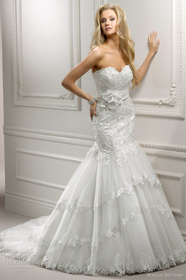 maggie sottero mandy wedding dress