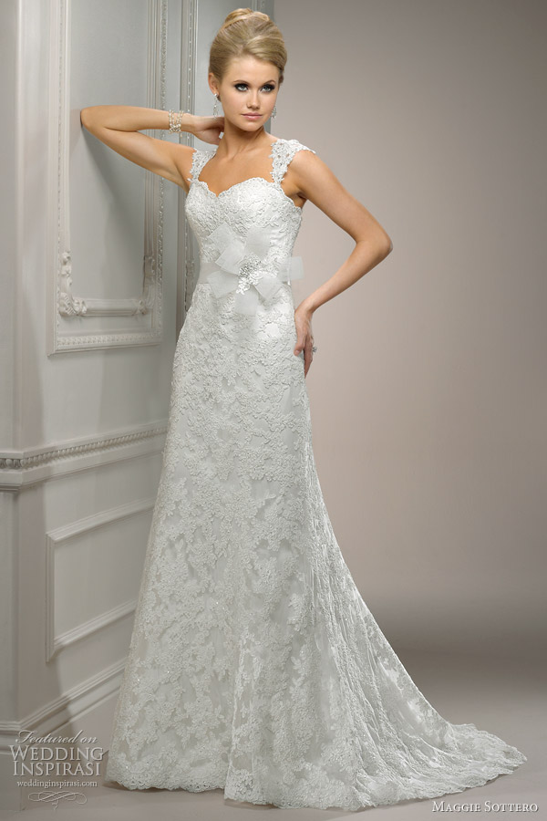 maggie sottero spring 2012 lorie