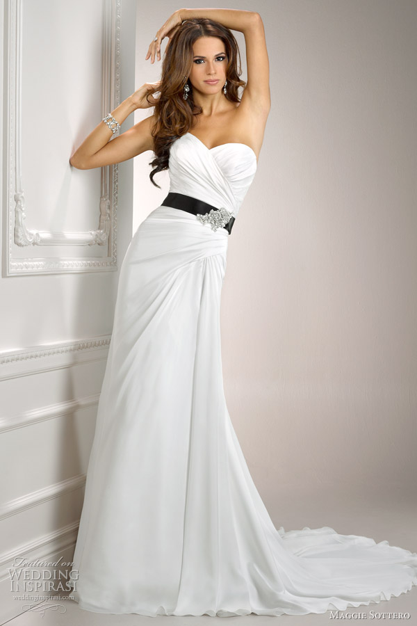 maggie sottero wedding dresses spring 2012