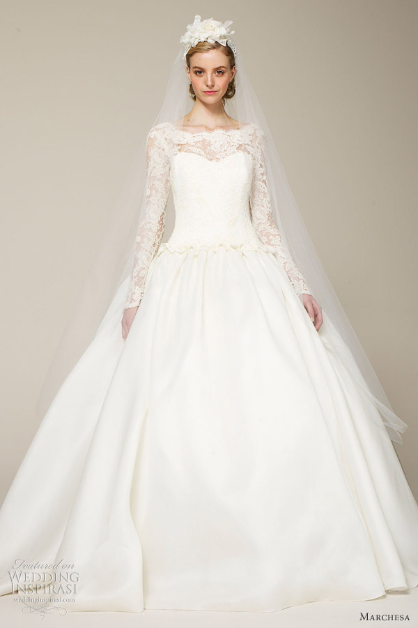 Marchesa Bridal Spring 2013 Wedding Dresses Wedding