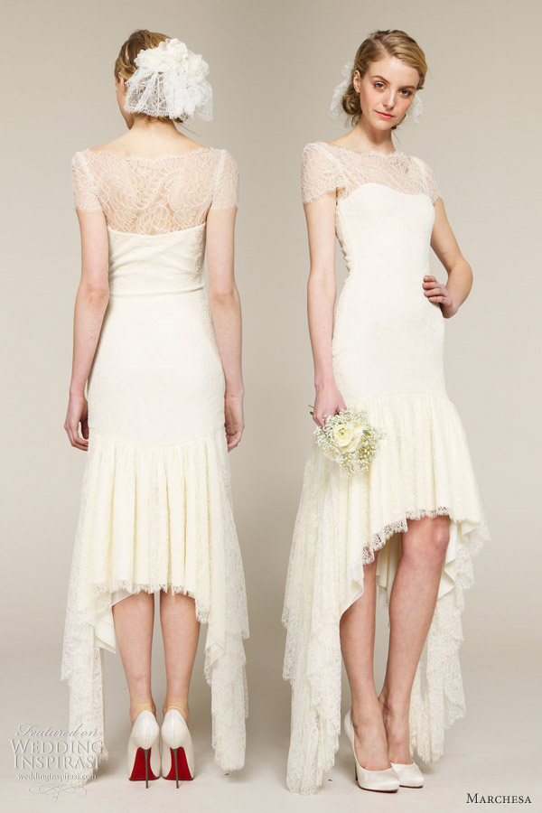 Marchesa bridal spring 2013 wedding dresses wedding for Dresses for teenagers for weddings