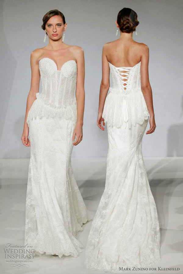 Wedding Dresses Kleinfeld Atlanta : More gorgeous mark zunino for kleinfeld wedding gowns on the