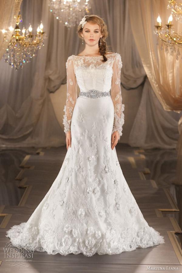 Martina Liana Wedding Dresses 2012 | Wedding Inspirasi | Page 2