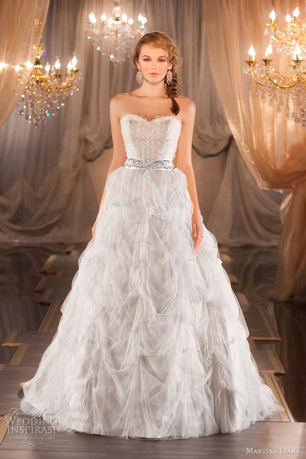 Martina Liana Wedding Dresses 2012 | Wedding Inspirasi