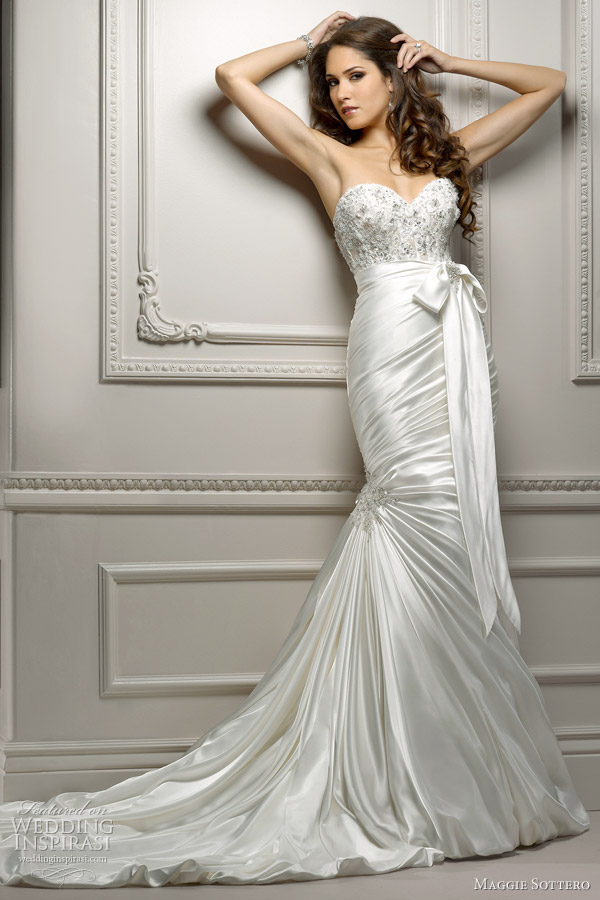 mia wedding dress maggie sottero 2012
