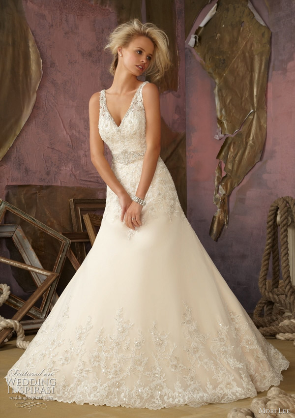 mori lee 1867 wedding dress
