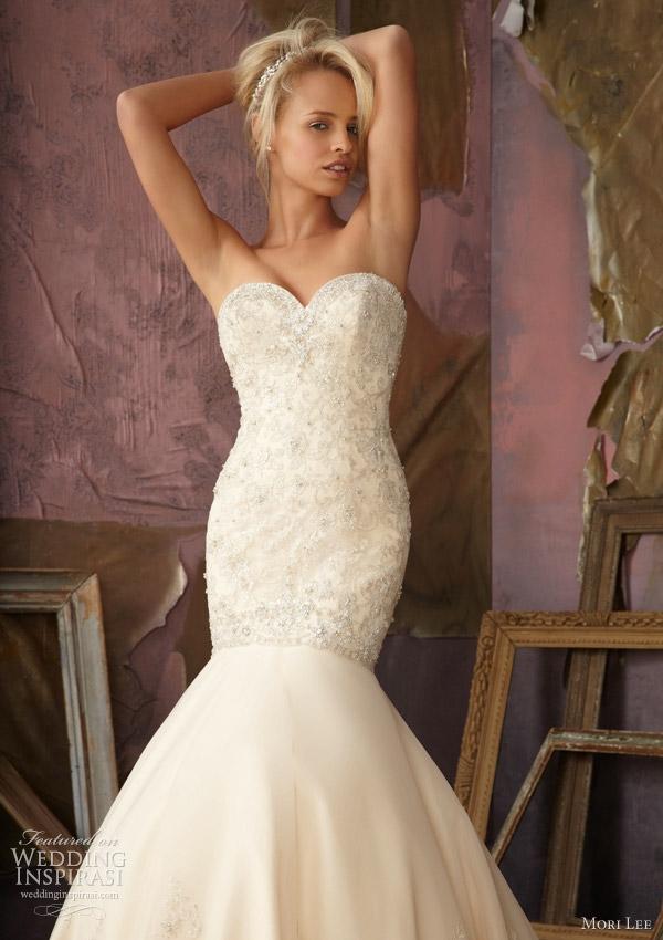 mori lee wedding dresses 2012 1852