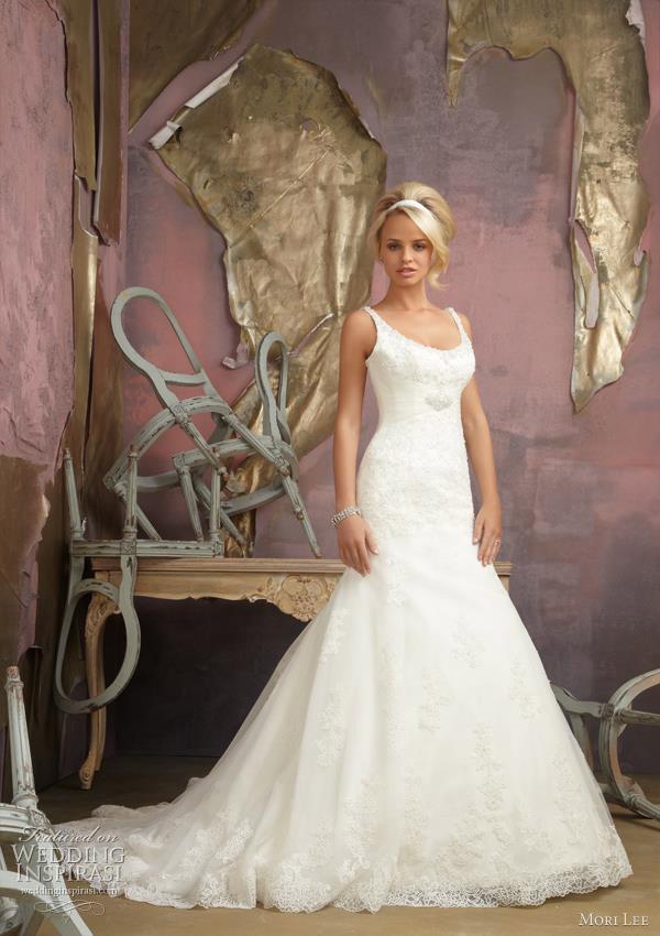 mori lee wedding dresses 2012 collection