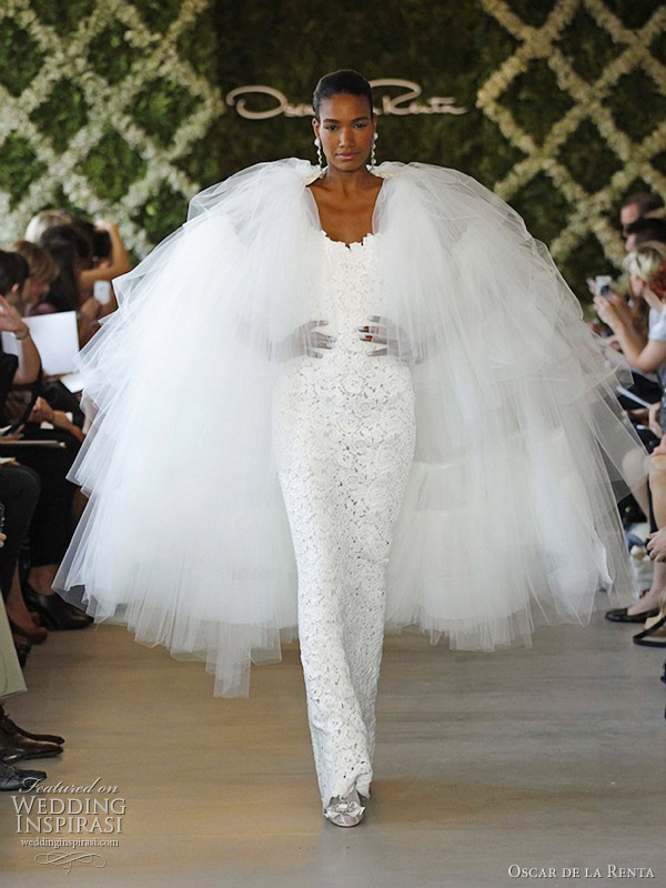 Oscar de la renta bridal spring 2013 wedding dresses wedding inspirasi oscar de la renta bridal spring 2013 wedding dresses junglespirit Choice Image