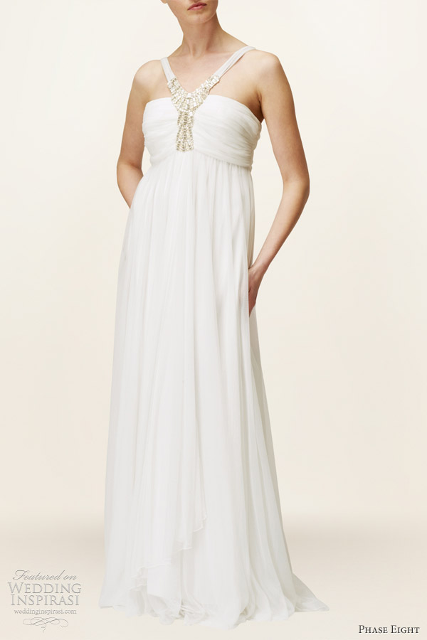 phase eight 2012 wedding gown