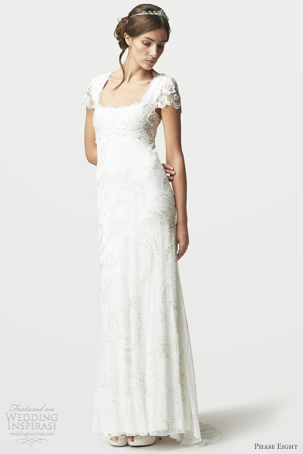 Phase Eight Wedding Dresses 2012 Wedding Inspirasi