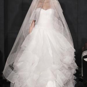 reem acra fall 2012 bridal
