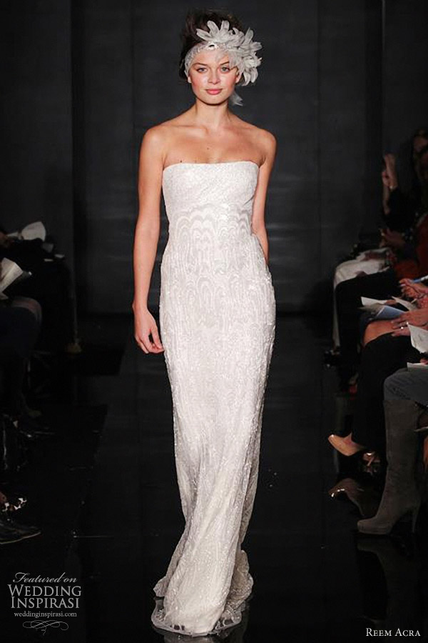 reem acra fall 2012 collection